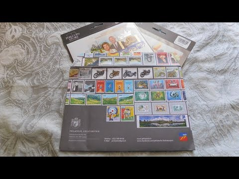 Liechtenstein Stamps!
