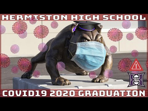 Hermiston High School 2020 COVID19 Graduation