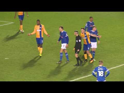 Carlisle 5 - 2 Mansfield - match highlights