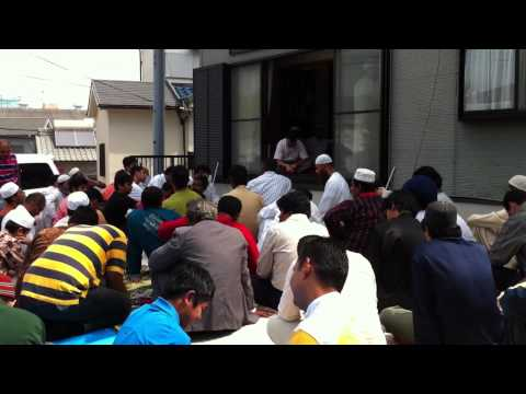 Eid Al-Fitr at Osaka Mosque