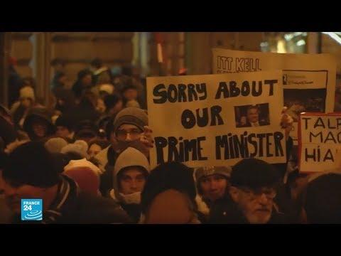 المجر: مظاهرات في بودابست منددة بقانون العمل الجديد  - نشر قبل 4 ساعة