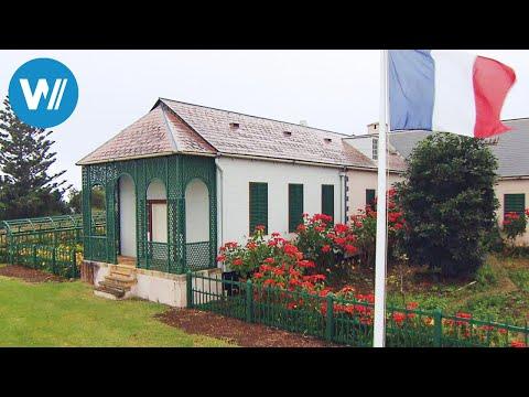 Die letzte Residenz von Napoleon Bonaparte - die Insel St. Helena