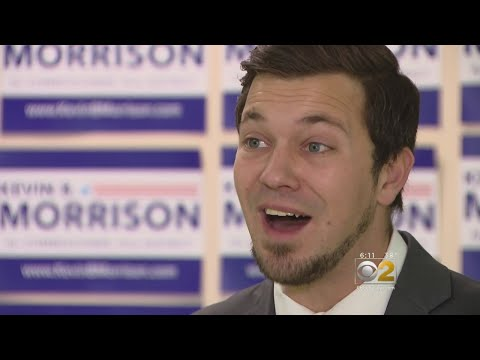 Kevin Morrison: Youngest, First Openly Gay Person Elected To Cook Co. Board