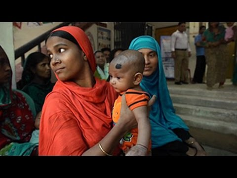 Providing Primary Health Care Services in Urban Bangladesh