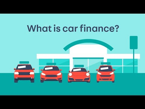 What is car finance?