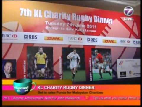 ntv7---the-breakfast-show---charity-rugby-dinner-2011