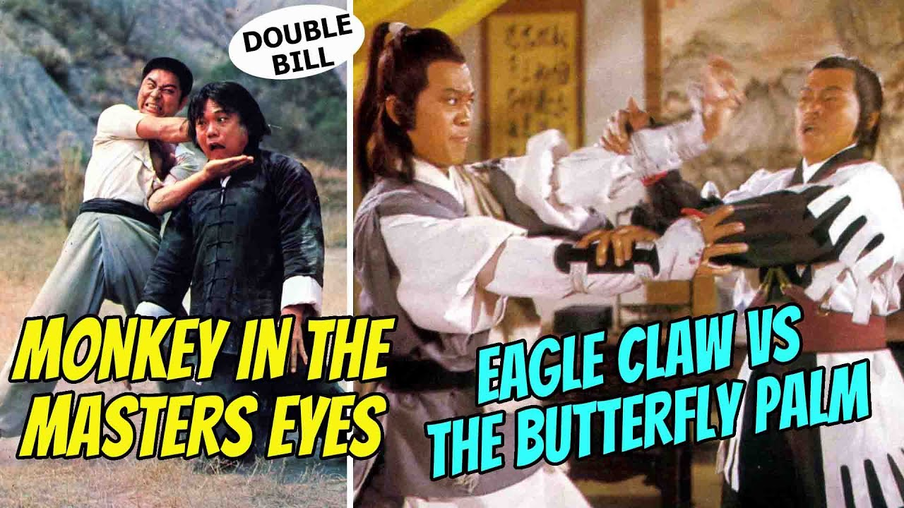 Monkey in the Master's Eyes & Eagle Claw vs. The Butterfly Palm
