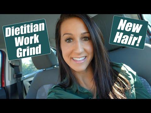 Dietitian Work Grind - New Hair   Prep Life   Ep. 37