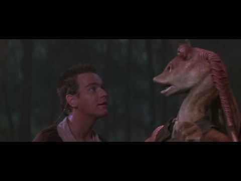 All Jar Jar Binks Scenes (Part 1)