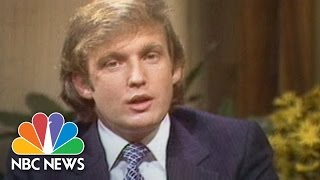 1980s: How Donald Trump Created Donald Trump | NBC News thumbnail