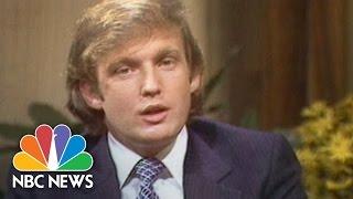 1980s: How Donald Trump Created Donald Trump | Nbc News