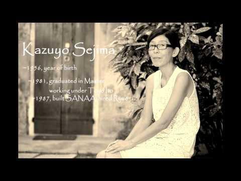 Documentary presentation of SANAA Japanese Architecture