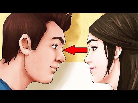 Küssen lernen - Wie küsst man richtig?