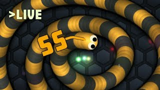 Slither.io Live. Epic Slither IO Snake Highscore Game Slitherio