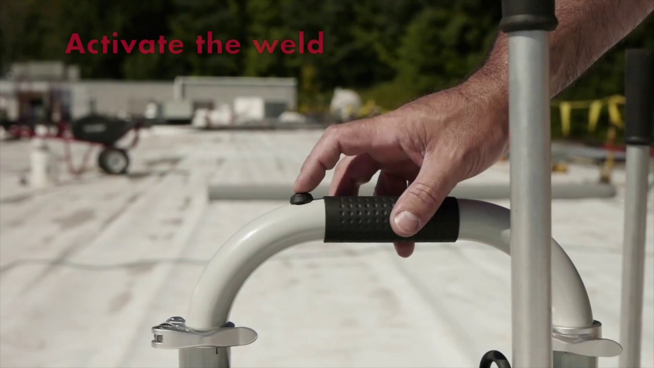 Rhinobond Attachment System Omg Roofing Products Youtube