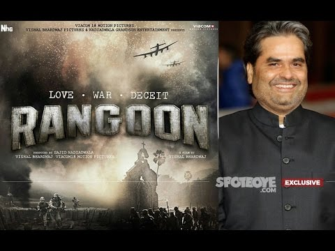 Saif-Kangana-Shahid's Rangoon Gets A U/A With FIVE Cuts | Bollywood News