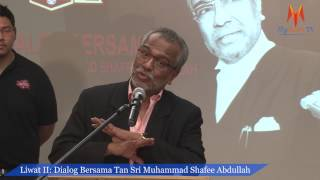 Liwat II : Dialog Bersama Tan Sri Muhammad Shafee Abdullah