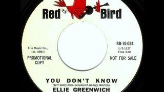 Ellie Greenwich - YOU DON
