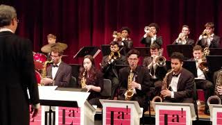Senior Jazz Band at LaGuardia HS