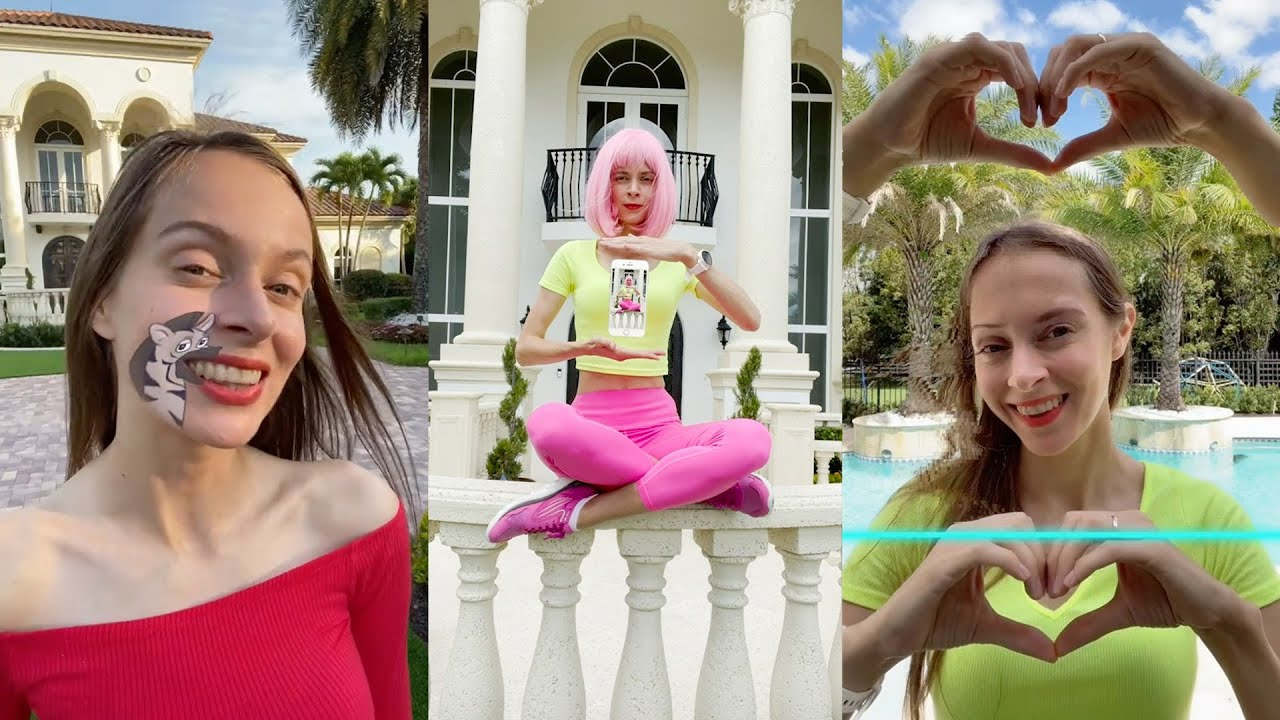 Funny TikTok Trend   Best #Shorts Video by Anna Kova