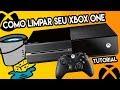 COMO ABRIR SEU XBOX ONE FAT PARA LIMPEZA (MÉTODO FÁCIL) TUTORIAL !!!