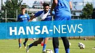 Hansa-News vor dem 5. Spieltag
