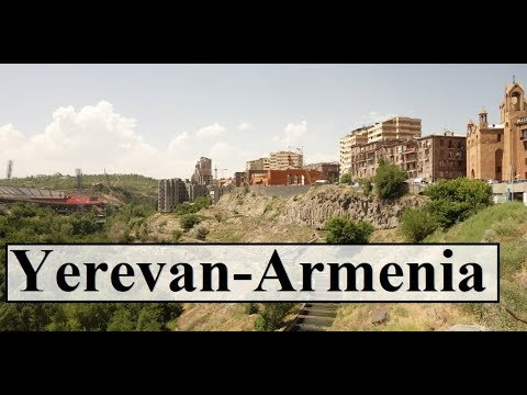 Armenia/Yerevan (Walking Tour1)  Part 7