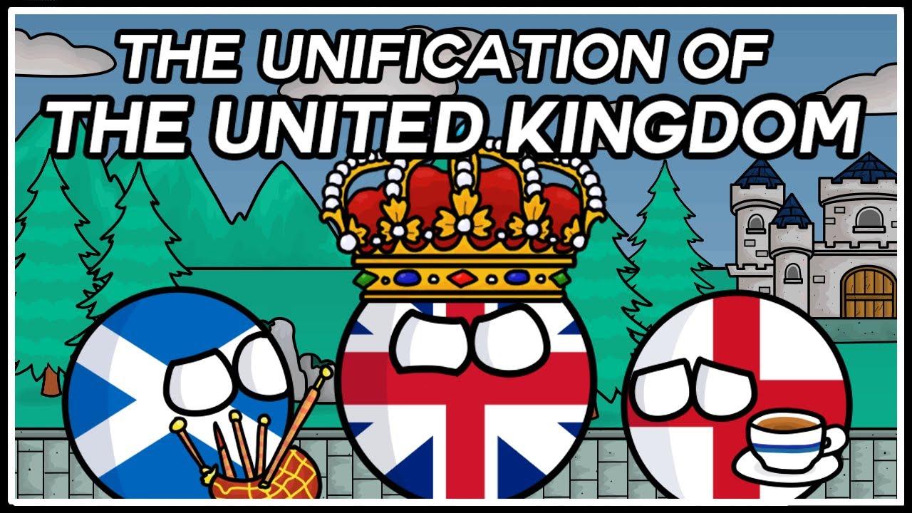 Britainball Countryballs Sticker By Cartoonfanunited