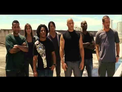 Fast & Furious (R.I.P. Paul Walker) -