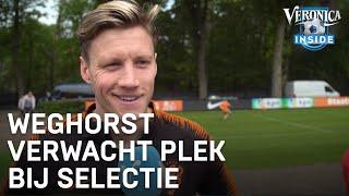 Weghorst: 'Ik hoop dat ik een andere voetballer ben geworden'   ORANJE INTERVIEWS
