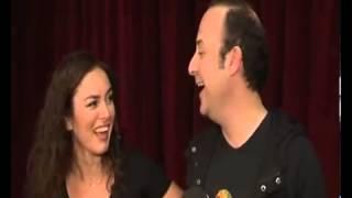 Tolga Çevik ve Ezgi Mola » Röportaj Video