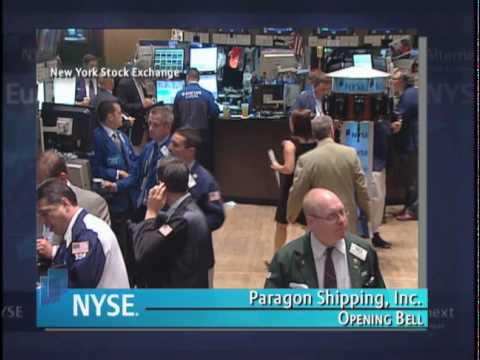 24 June 2010 Paragon rings the NYSE Opening Bell