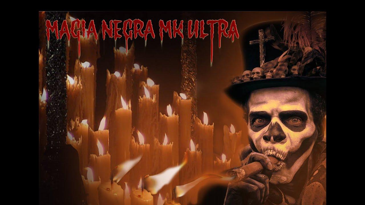MK ULTRA ; MAGIA NEGRA