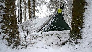 Winter Wonderland Camp - Hammock - Hängematte