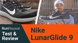 Nike LunarGlide 9 test & review - A lightweight stability running shoe