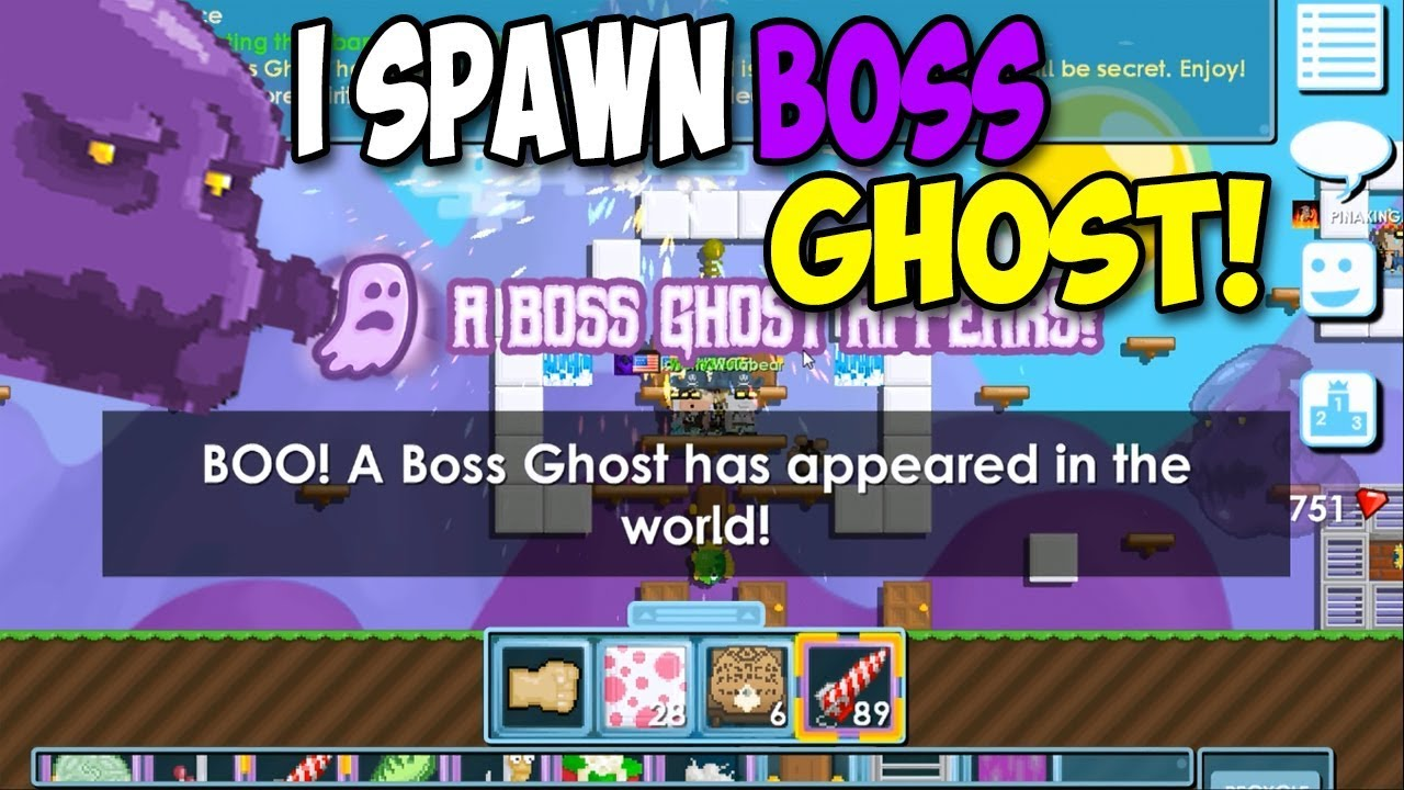 Steel Chair Growtopia Hardwood Mat Canada I Spawn Boss Ghost Insane Youtube