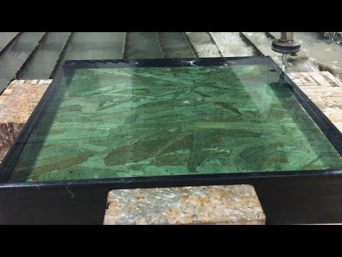 Bulletproof Glass vs 60000 PSI Waterjet