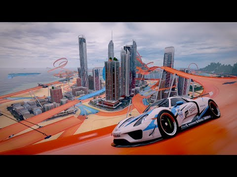 forza horizon 3 hyper cars porsche 918 spyder 39 14 youtube. Black Bedroom Furniture Sets. Home Design Ideas