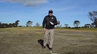 Bradley Hughes Golf-  Feel In The Hands Equals Better Golf