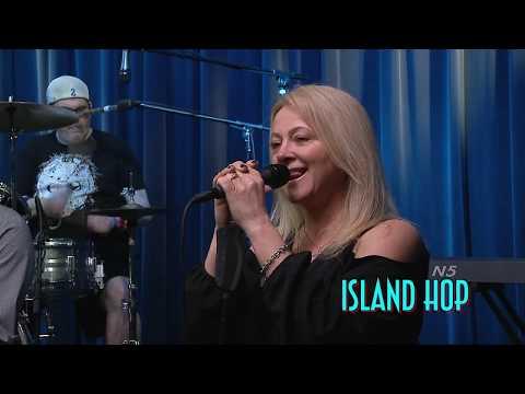 Johnny Fish & The Fins On Ed Salek's  Island Hop At Staten Island Community Television
