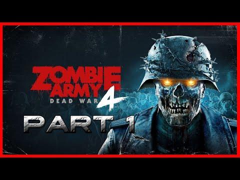 ZOMBIE ARMY 4 Gameplay Walkthrough Part 1 3440x1440