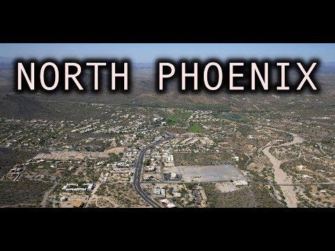 Live in North Phoenix: Anthem, Cave Creek, New River