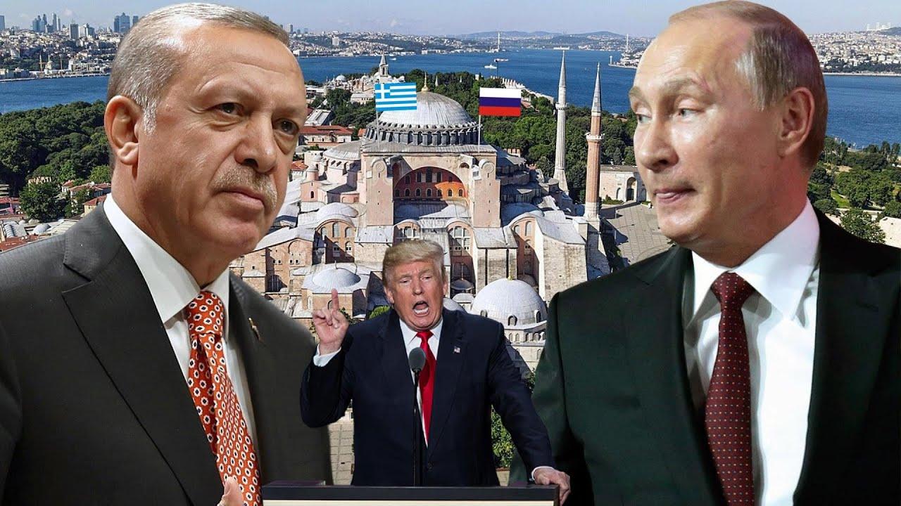 Erdogans Osmanisierung Endzeit-Prophezeiungen über die