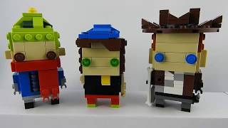 Brickheads MOCs review