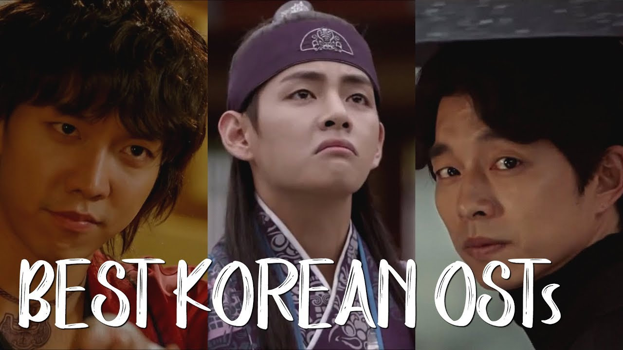 50 of the BEST Korean OSTs From K-Dramas/Films!