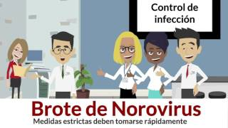 Entrenamiento Norovirus para Personal Higiene Ambiental