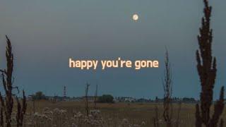 placebo – happy you're gone × lyrics