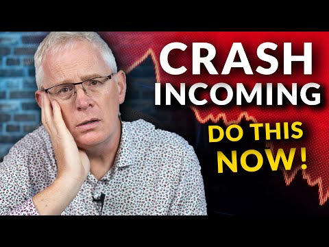 The Stock Market Will Crash... (DO THIS NOW)