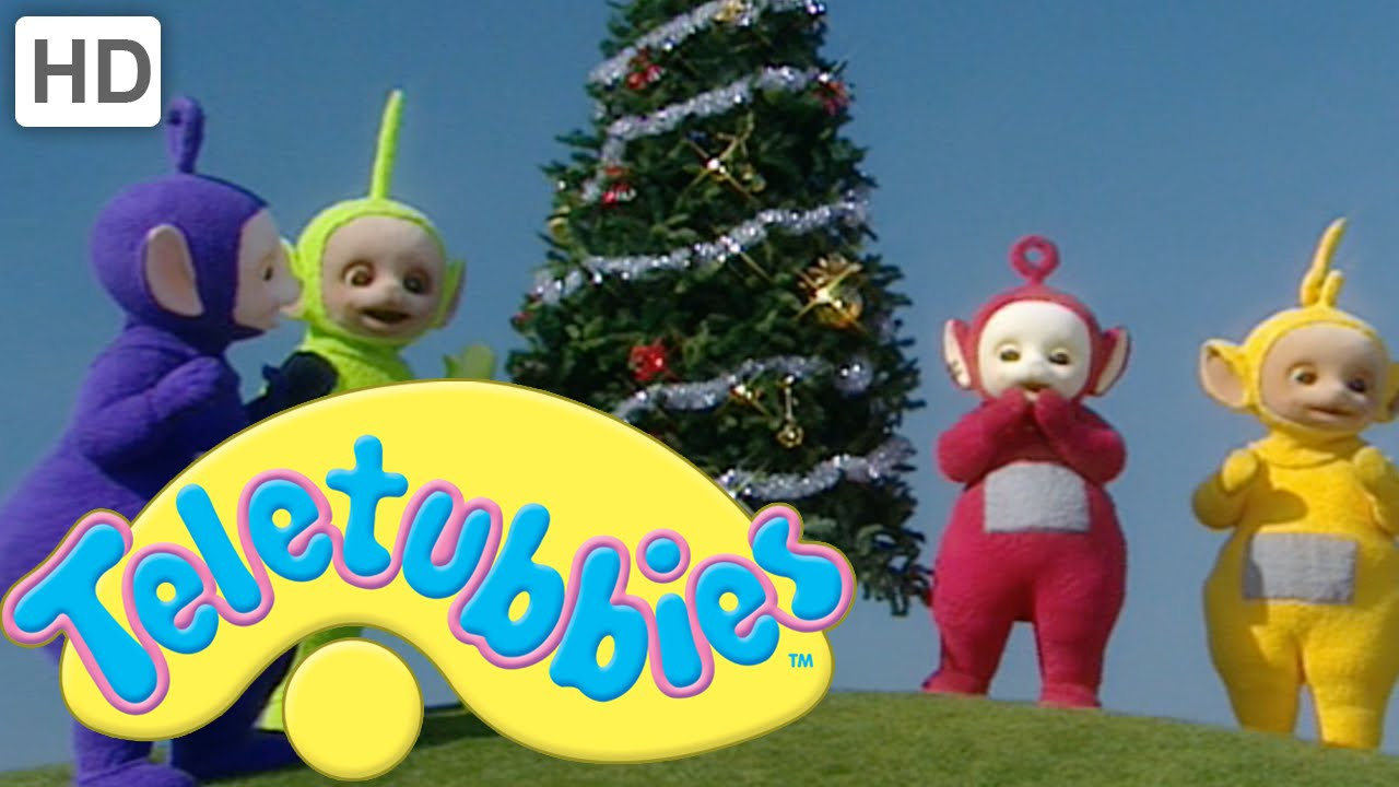 Teletubbies: Christmas Tree - Full Episode - YouTube