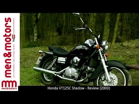 Honda VT125C Shadow - Review (2003)